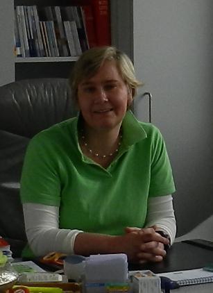 Profilbild von Dr. Katja Seul