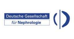 Logo von der deutschen Gesellschaft für Nephrologie (DGfN)